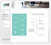 Grafik : KIT Scientific Publishing  : Für Autoren