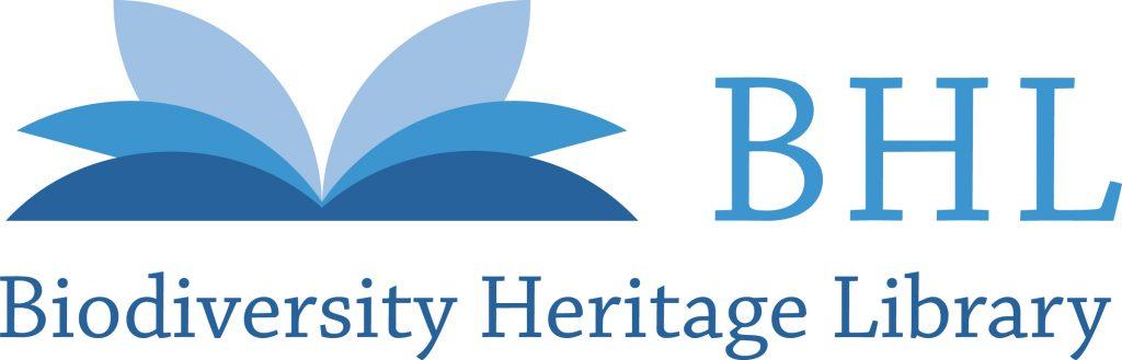 Logo Biodiversity Heritage Library